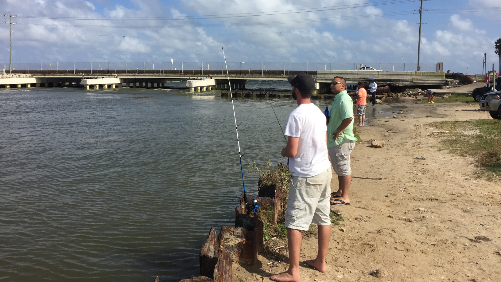 Judge rules galveston county can seize for Rollover pass fishing report