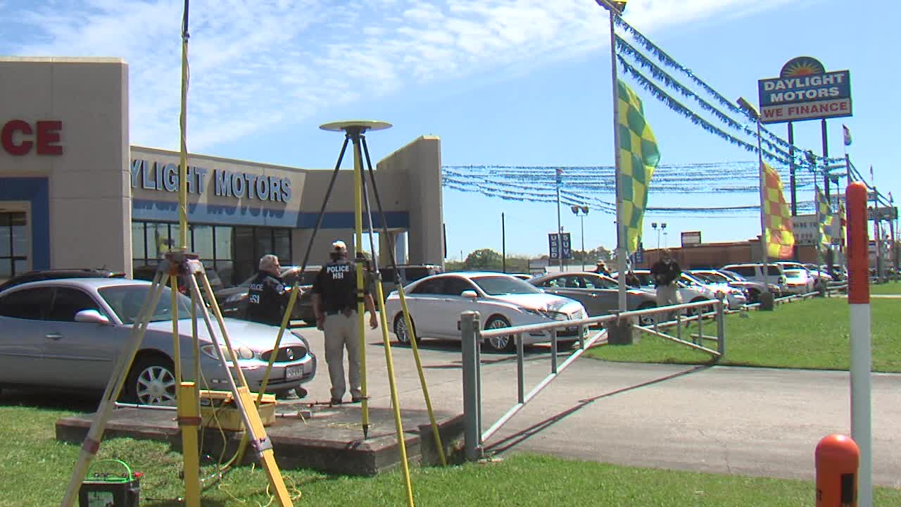 Feds file documents to seize nearly 5 7 m in property for Daylight motors beaumont tx